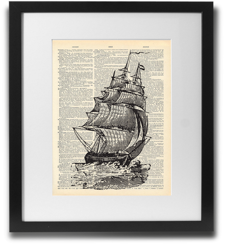 Vintage Ship - LimitedAddition