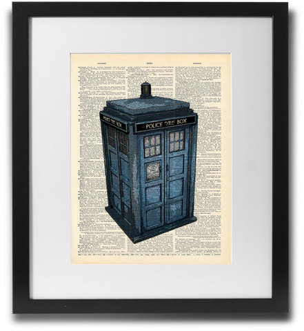 The Tardis - LimitedAddition