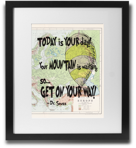 Today is your day quote. - LimitedAddition