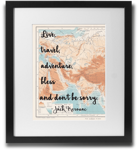 Live, Travel, Adventure... - LimitedAddition