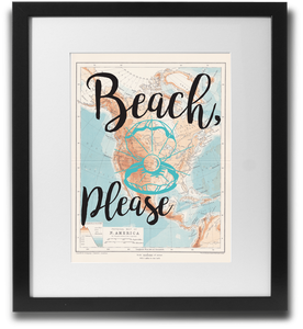 Beach, Please - LimitedAddition