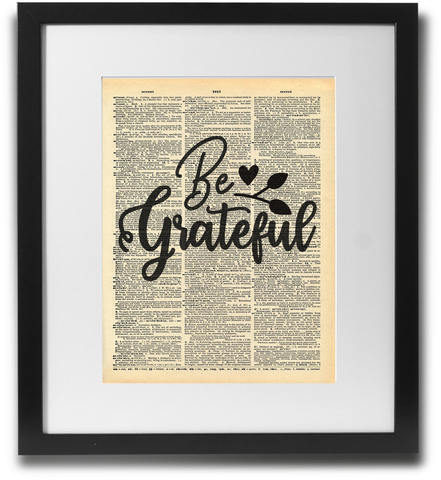 Be Grateful 2 - LimitedAddition