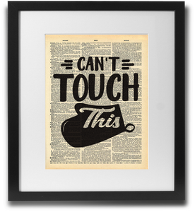 Can't touch this - LimitedAddition