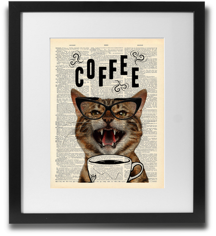 Coffee Cat - LimitedAddition