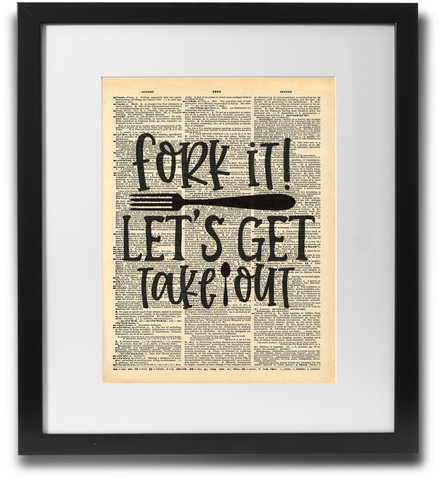 Fork it! Let's get takeout - LimitedAddition