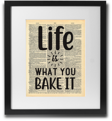 Life is what you bake it 2 - LimitedAddition