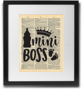 Mini Boss - LimitedAddition