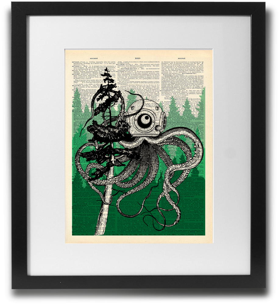 The Great Pacific Northwestern Tree Octopus