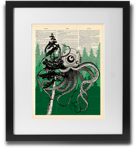 The Great Pacific Northwestern Tree Octopus - LimitedAddition