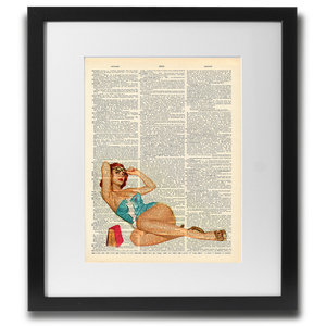 Pinup Girl 1 - LimitedAddition
