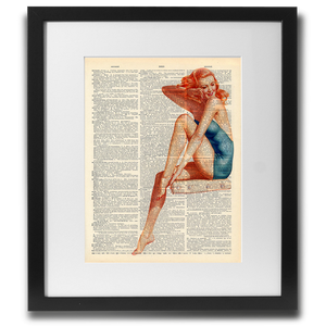 Pinup Girl 2 - LimitedAddition