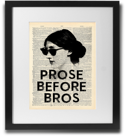 Prose before Bros