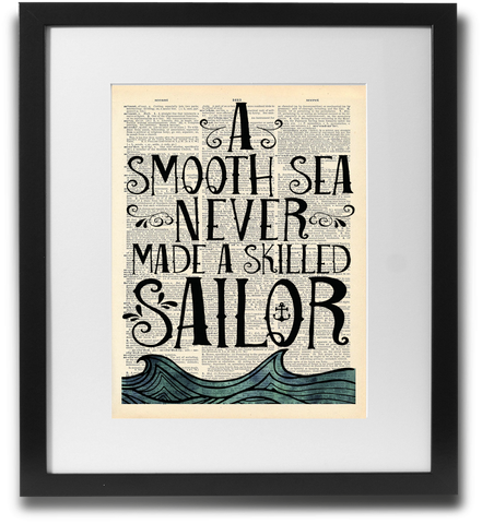 A smooth sea... - LimitedAddition
