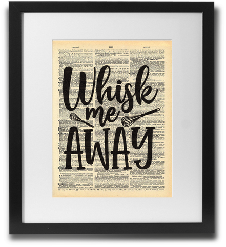 Whisk me away 2 - LimitedAddition
