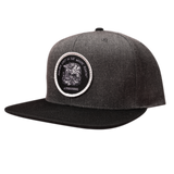 "Trailforks ""Never Lost"" Snapback Hat"