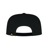 Trailforks Stacked Logo Mesh Snapback Hat