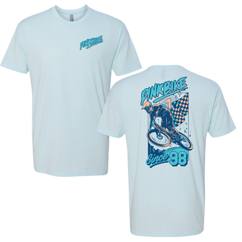 Pinkbike Checkerboard T-Shirt