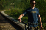 Pinkbike Moto T-Shirt - Midnight Navy