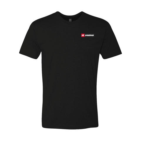"Pinkbike ""Patch-Style"" Corporate Logo T-Shirt"