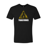 Trailforks Big Triangle T-Shirt
