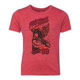 Pinkbike Youth Checkerboard T-Shirt