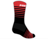 Pinkbike Stripe Wool Socks