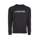 Trailforks Corporate Lightweight Crew Sweatshirt