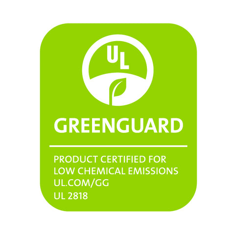 Standing desk that is greenguard certified 2019