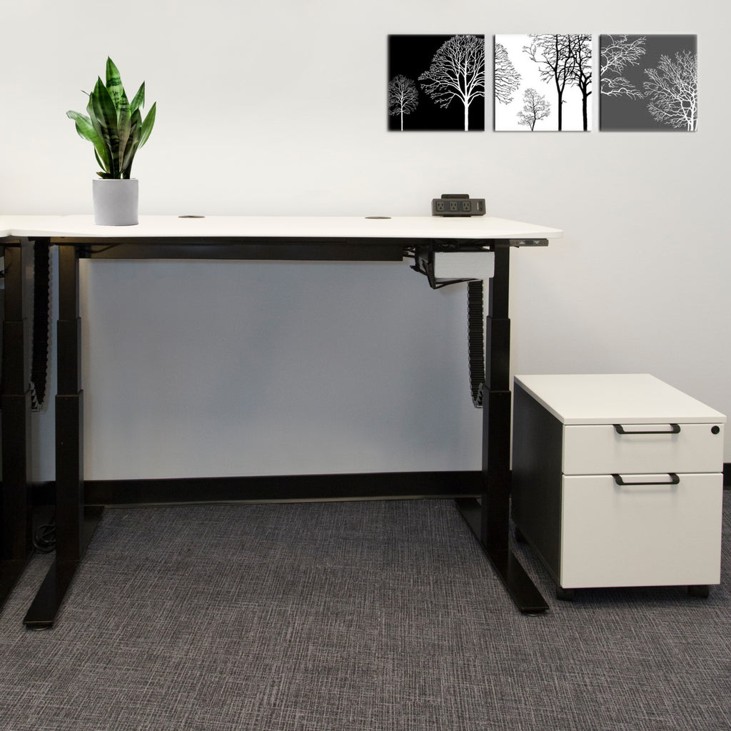 Compare MojoDesk to Uplift Laminate Standing Desk