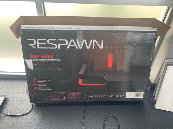 Respawn Unboxing