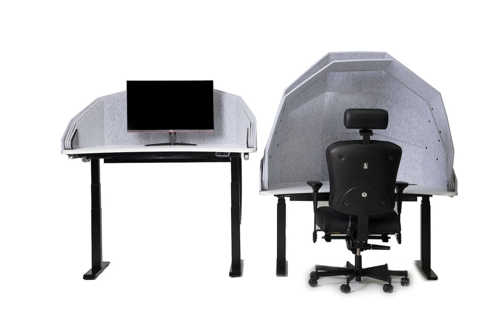Privacy Pod Modern Open Office
