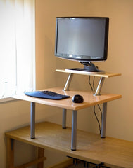 Comparison MojoDesk vs. Varidesk