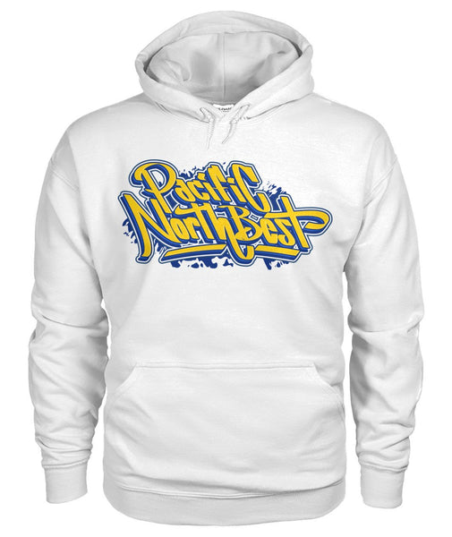 M's Throwback Graffiti Colorway Hoodie