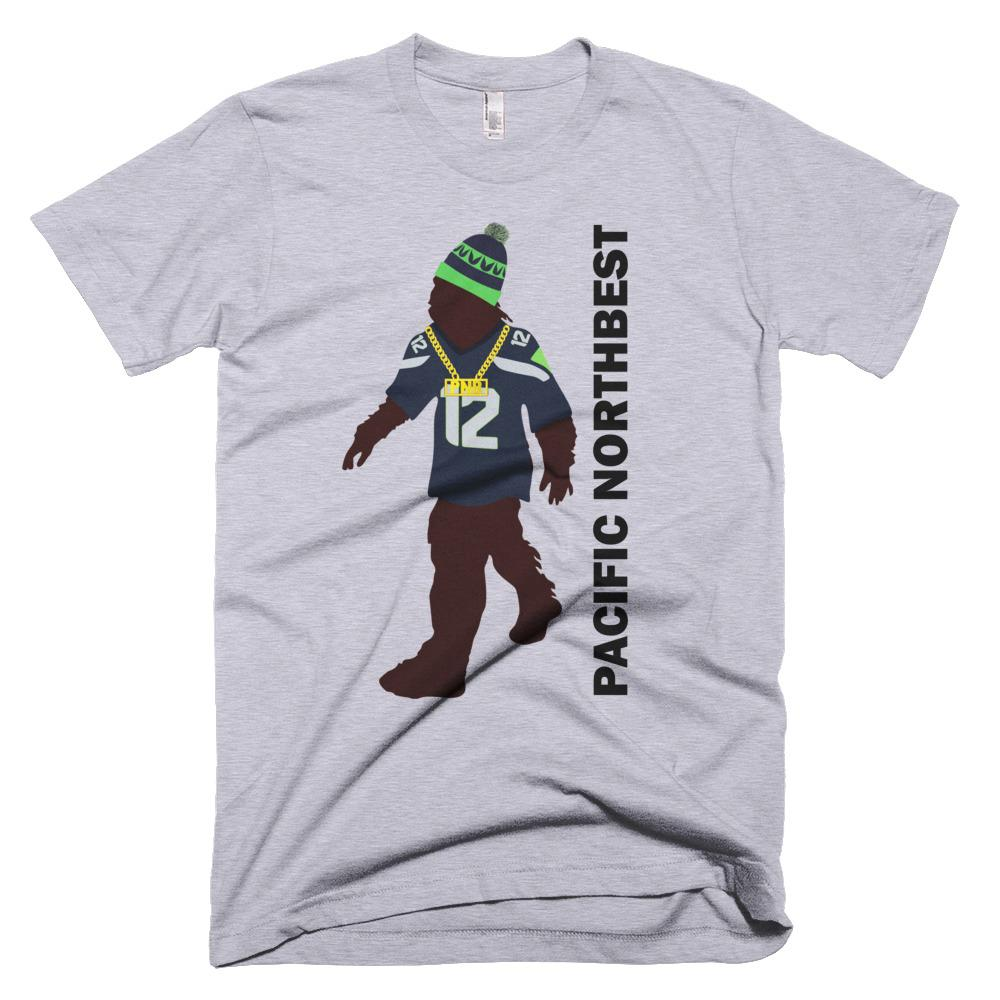 12th Man Squatch T-Shirt