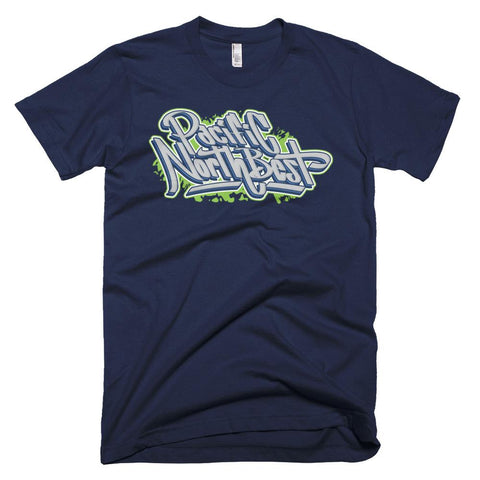 12th Man Colorway PNB Graffiti T-Shirt