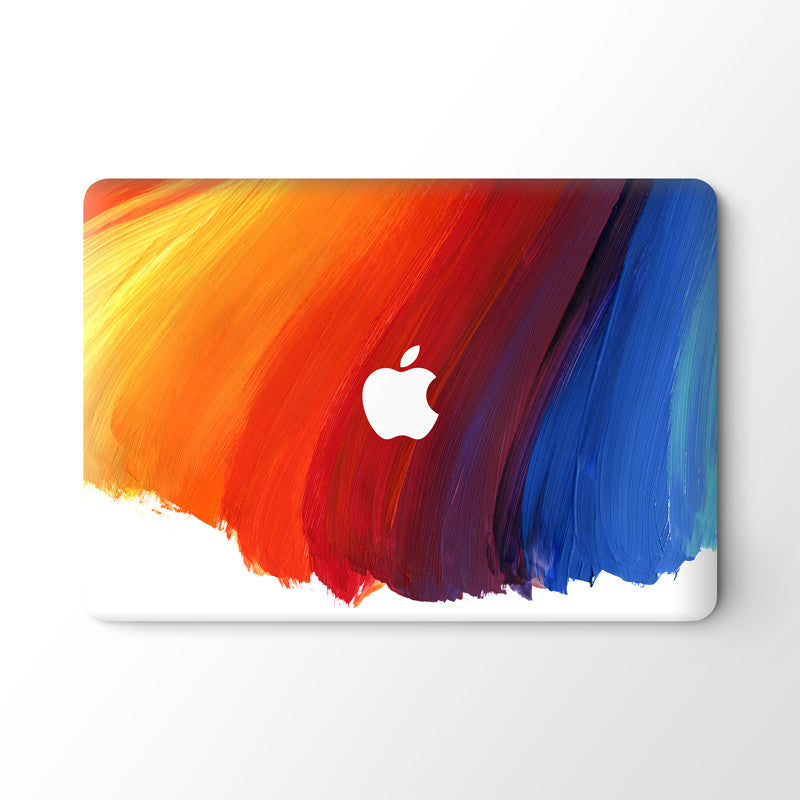 Colors-Top Skin Vinyl Sticker