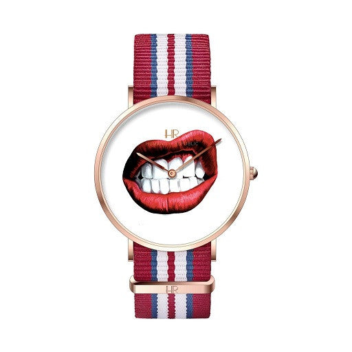 Crazy Lips 36mm