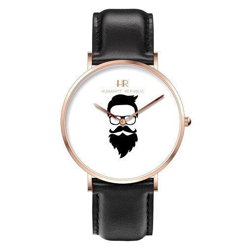 Beard Man 40mm