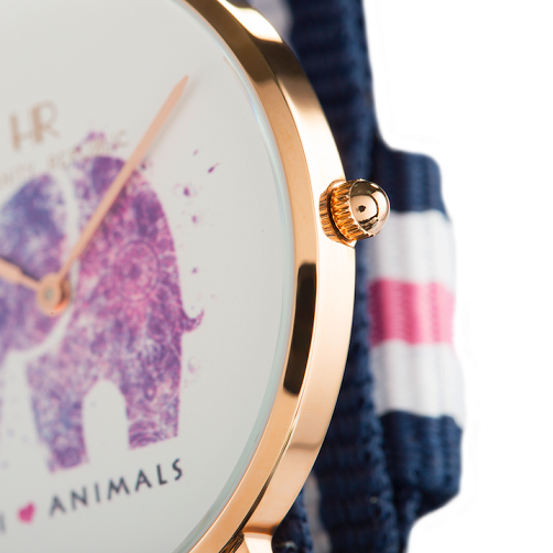 Cute Elephant 36mm