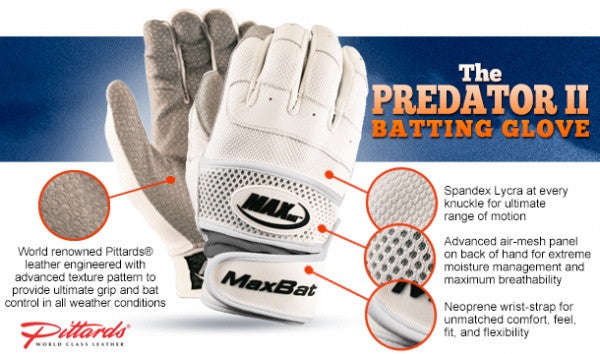 Youth Predator2 Batting Gloves