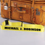 Bag Tag: Personalized