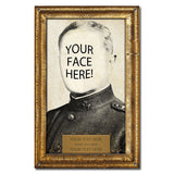 Personalized Historical Portrait Pershing