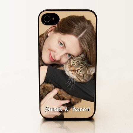 Personalized iPhone 4 Case - Pet Portrait