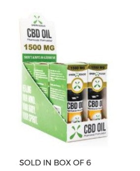 Green Roads CBD 1500mg