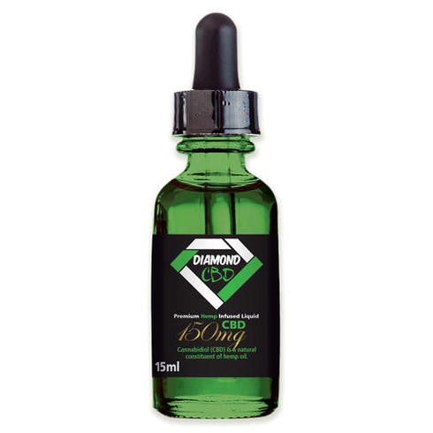 Diamond CBD 150mg Emerald Natural flavor