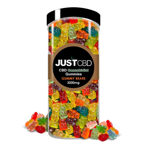 CBD Gummies 3000mg Bears