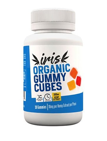 Iris CBD Gummies 300mg (30 Pcs)