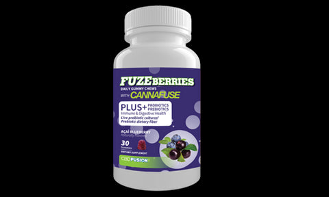 FuzeBerries Acia-Blueberry Flavor