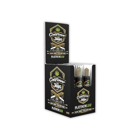 Califlower CBD Jays 1gm Pre-Rolls - Platinum Leaf - 200MG