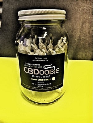 CBDoobie OG Kush (Display includes 24,32, or 36 pcs)